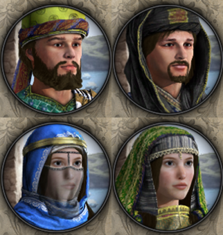 HAHE Andalusian Portraits Preview