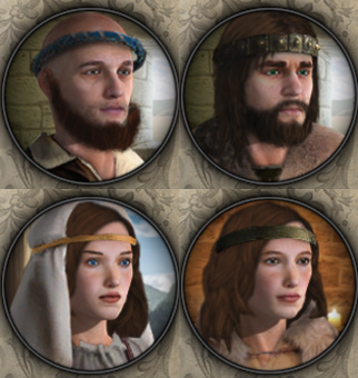HAHE Norse Portraits Preview