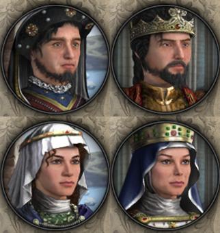 HAHE Italian Portraits Preview