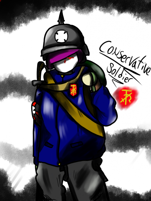 Conservative Soldier