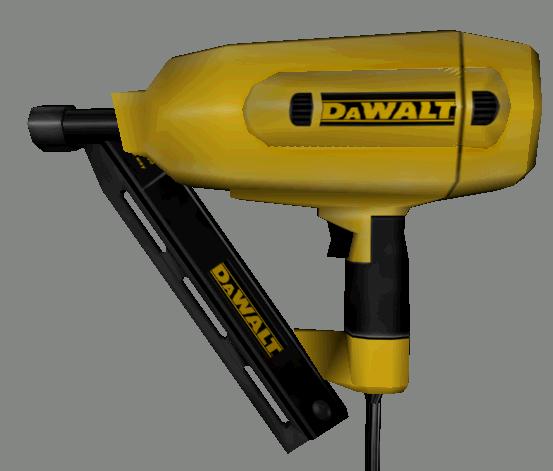 DAWALT super nailer (hornetgun)