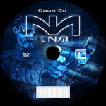 DVD Case and Disk Art