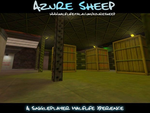 Azure Sheep In-Game Screenshot