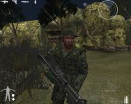 Marine Commando with M4