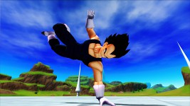 Break Dancing Vegeta (POTW)