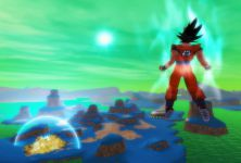 PotW: Goku Pwns on Planet Namek