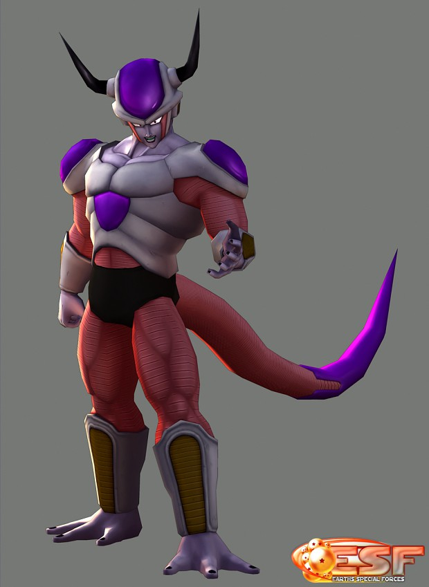 Frieza II Render