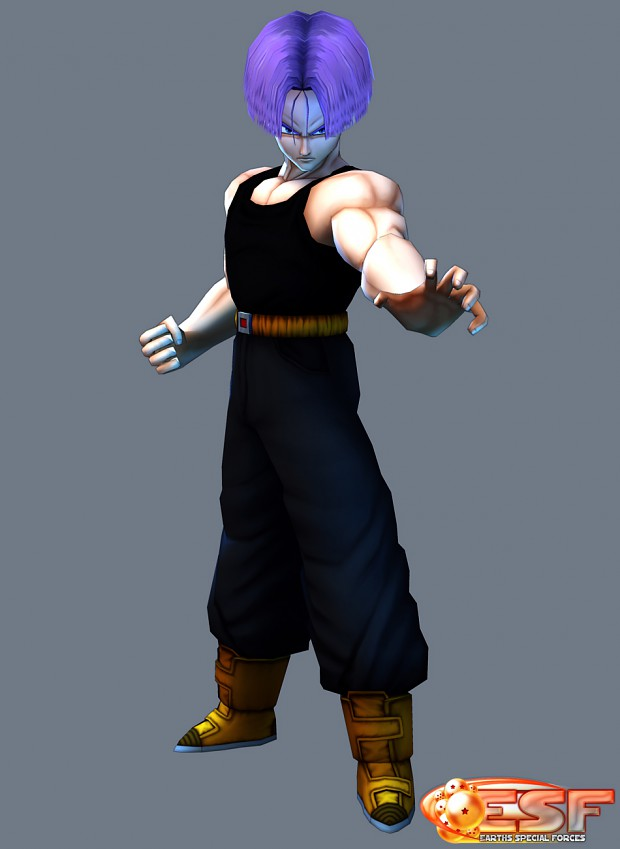 Trunks without the Jacket image - Earth's Special Forces ...