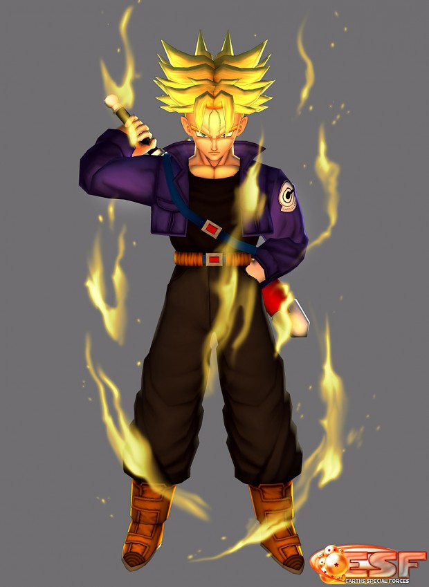 PotW: Future Trunks (Nov, 14 - 2010)