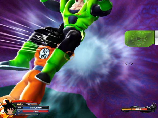 PotW: Goku goes num num