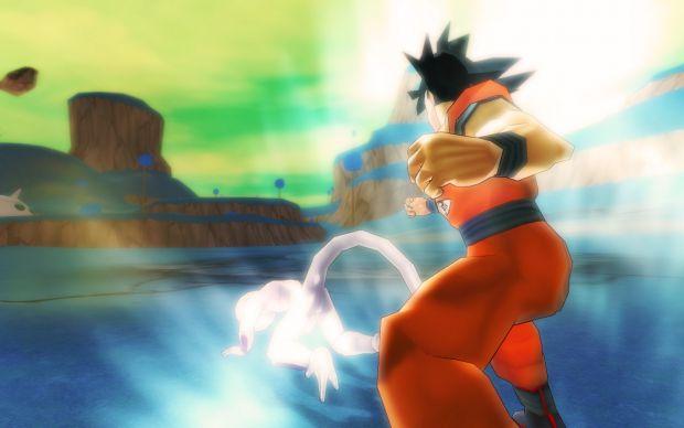 PoTW: Goku vs Frieza on Planet Namek
