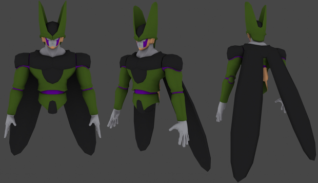Perfect Cell W.I.P.