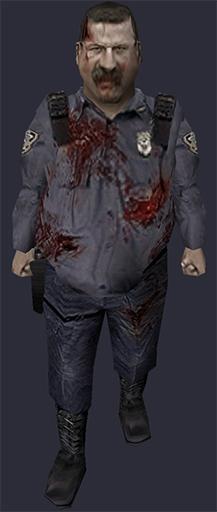 Zombie Otis skin by TeddyBear