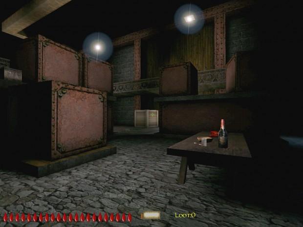 Thievery screenshots