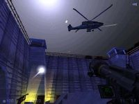 Gman Towers helicopter fight