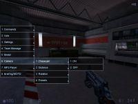 VGUI menu in action