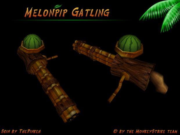 Melongatling