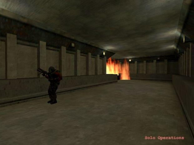 Terrorist Base