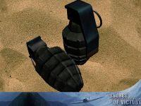 Skinned Frag Grenade