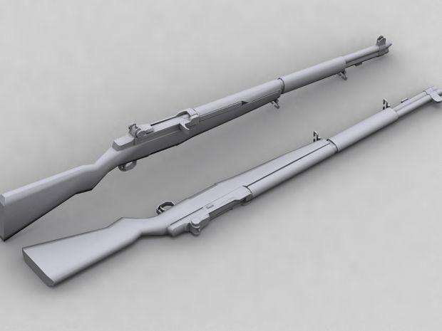 New Garand Model