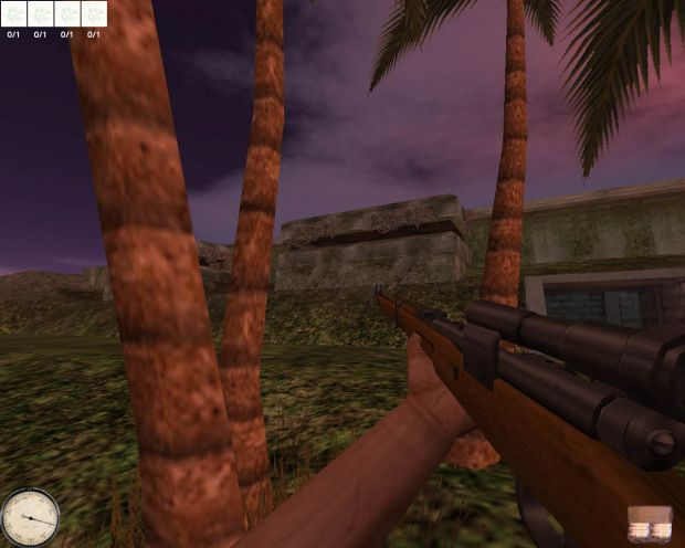 Shores of Victory ingame