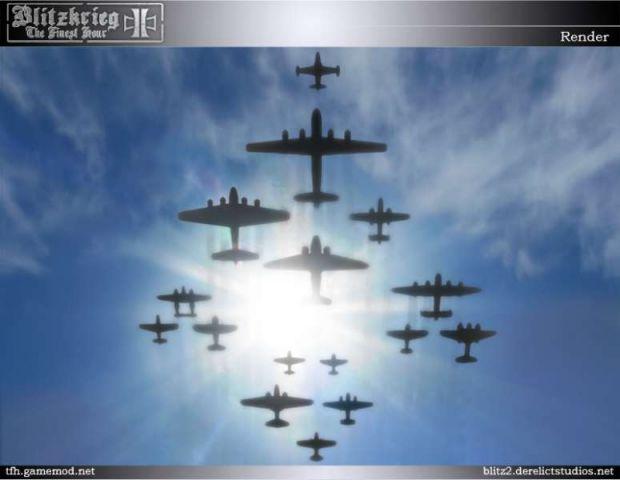 Plane Parade