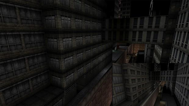 Comparison #1 - Hong Kong Canal