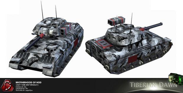 M2F Bradley Light Tank
