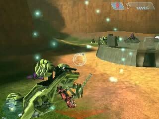 Plasma Grenade Warthog Turret