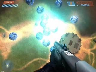 Plasma Grenade Shotgun