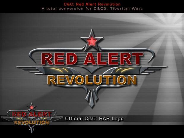 Official C&C:RAR Logo