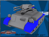 Allied Whirlwind Scout Tank