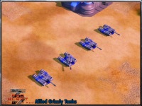 Screenshot - Allied Grizzly Tanks