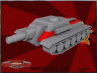 Soviet Breaching Tank