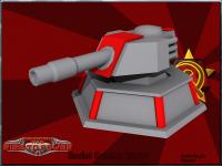 Soviet Cannon Turret