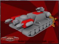 Soviet Cerberus Flame Tank