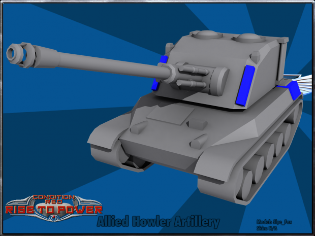Allied Howler Artillery
