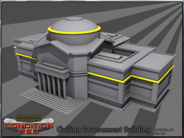 Civilian Government Building F