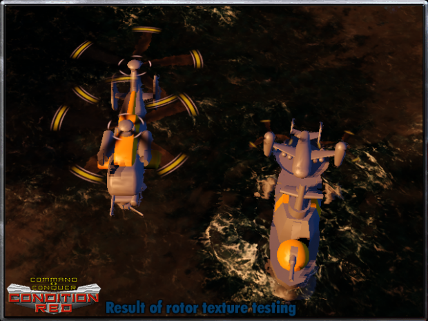 Screenshot - Allied Rotor Texture