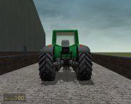 John Deere 6920 Rear