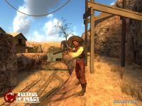 Beta 2.5 preview: mexican bandit, gatling gun.