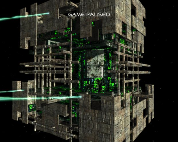 Enterprise era Borg cube