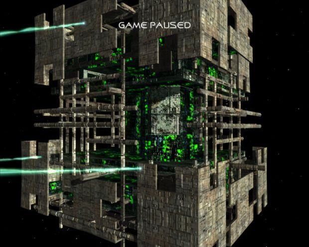 Enterprise era Borg cube