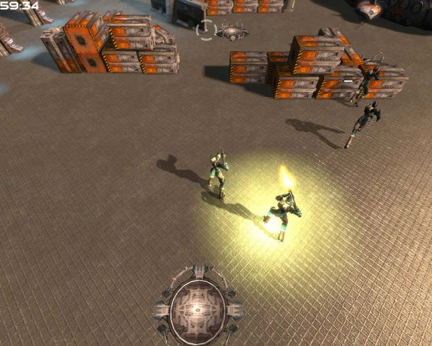 Screenshot Development - 07/07/07 - F