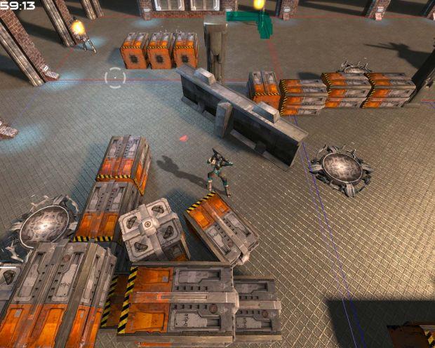Development Screenshot - 09/07/07