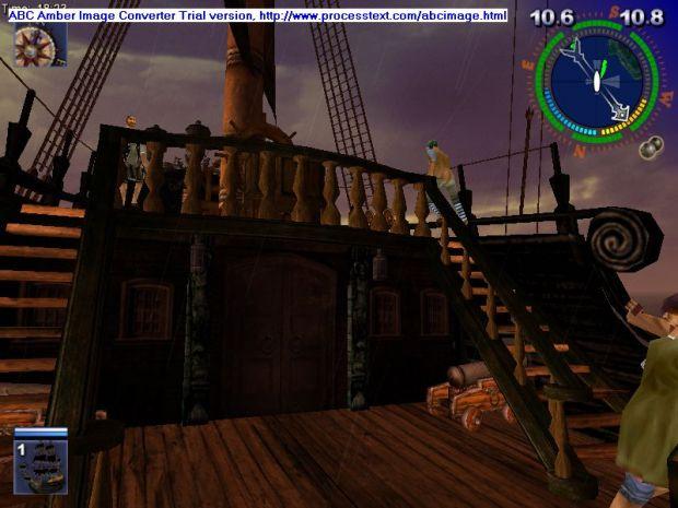 The Black Pearl - Cabin