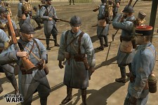 French army preview