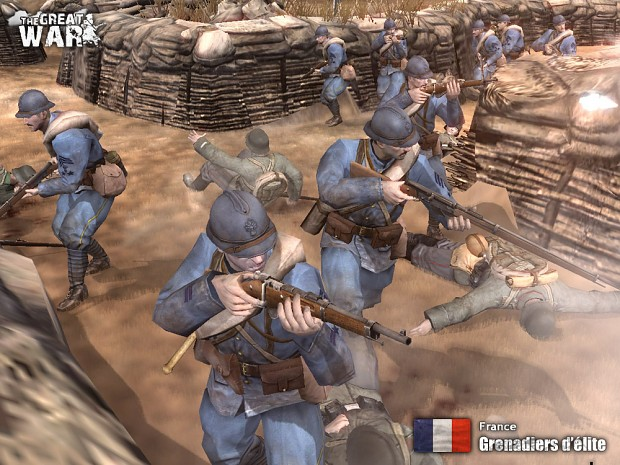 WW1 French Army