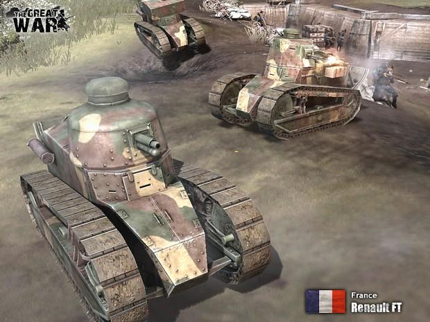 ww1 french army image