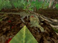 Velociraptor (Green)